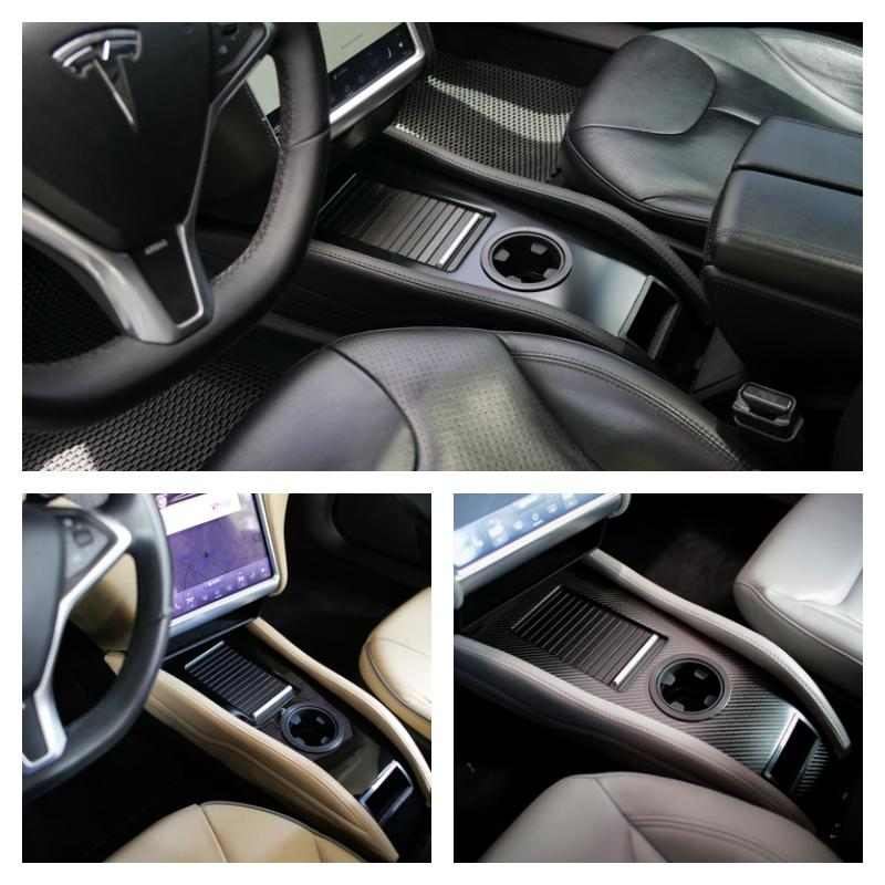 Tesla Owners Club New York State Evannex Center Console Insert